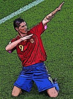 Spain's Fernando Torres