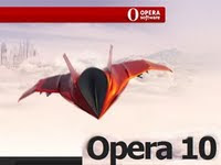 Download Opera 10 Turbo increase Speed Browser