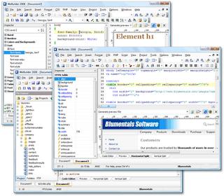 Portable Blumentals WeBuilder 2010 v10.1.0.119