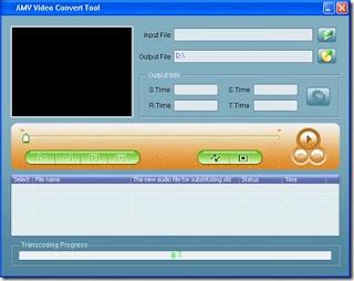 Free AMV Video Converter