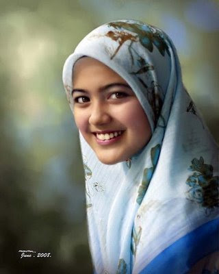 Jupitter Pandawa: Jilbab Girl Photo Colection