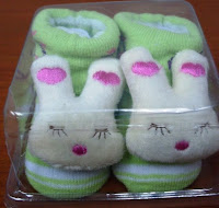 Toys Sock - RM8/pair