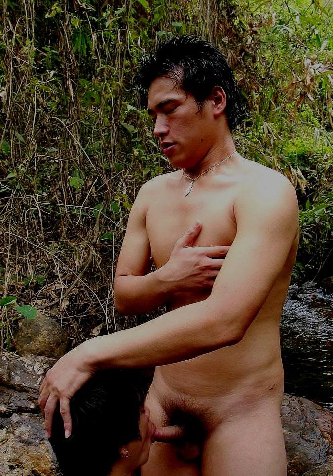 Photos man filipino nude a of