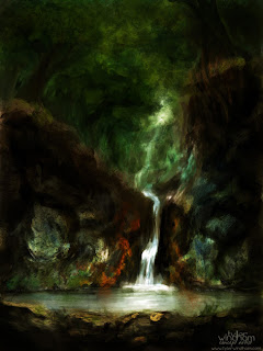 Waterfall 1 by Tyler Windham