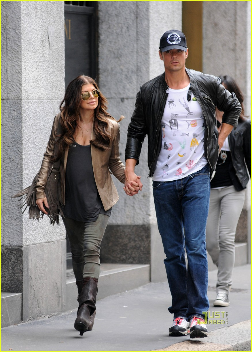 Where Style Music Meet Fergie Amp Josh Duhamel Do Is Casual