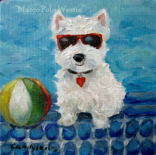 Cool Westie