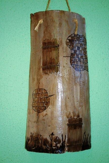 Adesivo De Parede Revestimento ~ PROMOARTE artesanato em argila