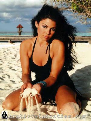 haifa wehbe swimwear