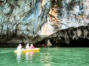 phuket seakayak