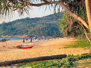 phuket beach Thailand