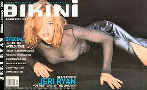 what is jeri ryan breast size