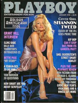 is shannon tweed pregnant again