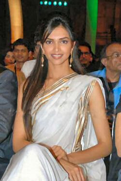 deepika padukone long hair
