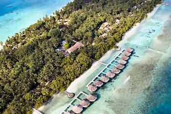 Kuramathi Blue Lagoon Maldives