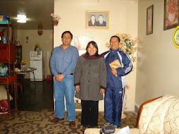 Pastor: Victor Cerrutti y su esposa