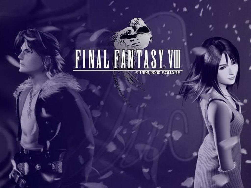Final Fantasy VIII Wallpapers