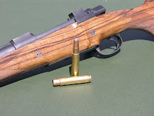 "This is a ""working rifle"" built by Mike Roden on his own GMA African Magnum Mauser action."