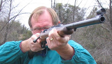 Prototype rifle built by Michael Scherz.