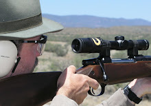 "CZ's schweinsrucken or ""hogsback"" stock works beautifully for both express sights and scope use."