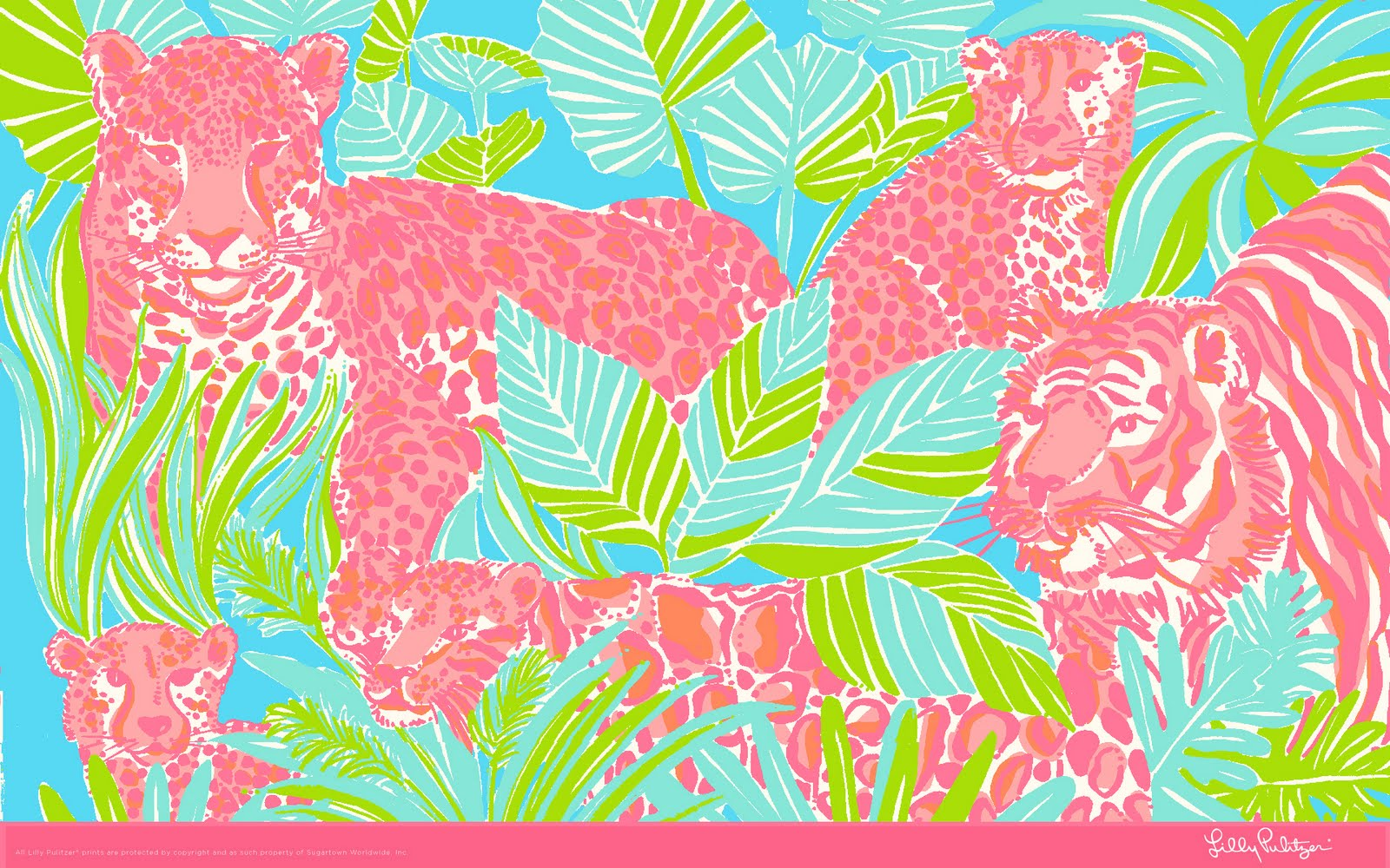 lilly pulitzer computer backgrounds monogram viewing gallery