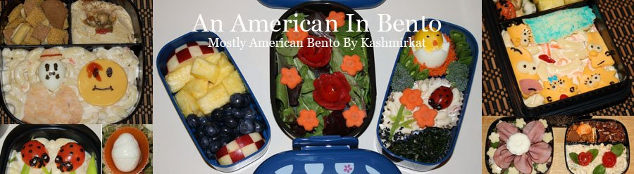 An American in Bento