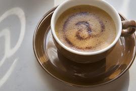 Un café y nada más...