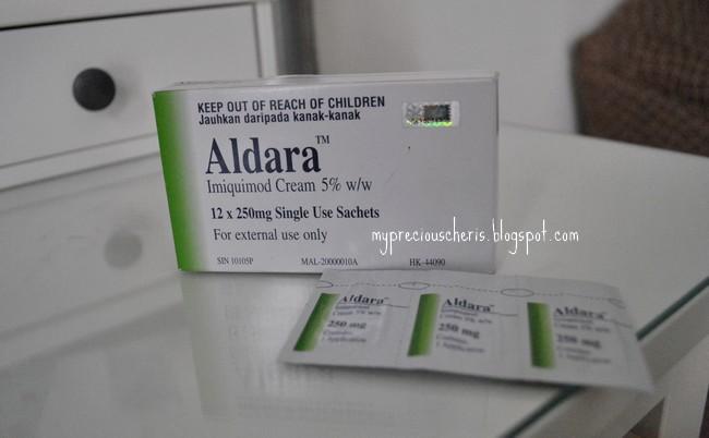 Aldara Cream 5