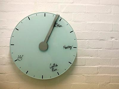 Day Planner Clock