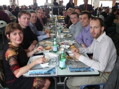 La course du coeur petit repas entre amis for Petit diner entre amis