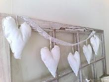 """""""hjärtan på tråd"""""""