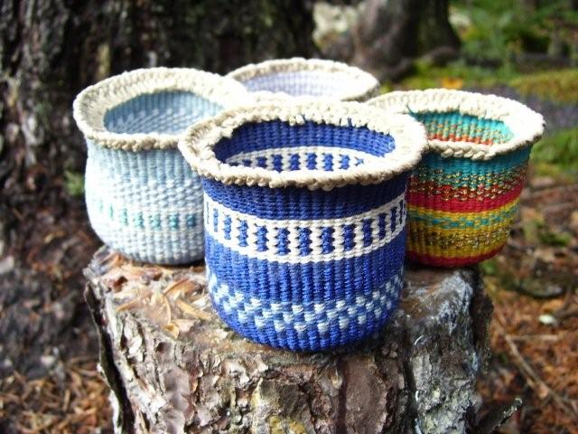 Alaska Friendship Baskets