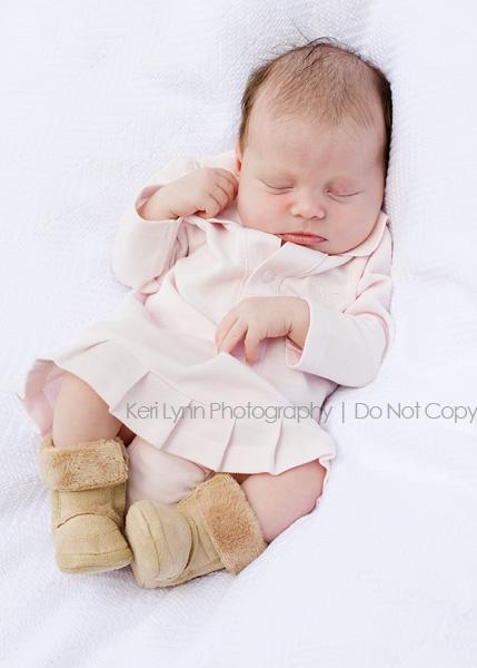 Nature Baby Baton Rouge Newborn Photographer Keri Lynn