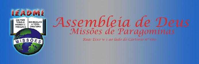 Assembléia de Deus Missões Paragominas