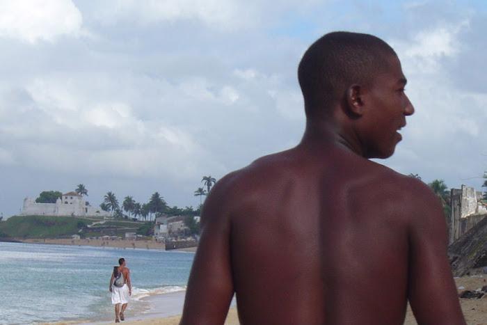 Salvador negra cor