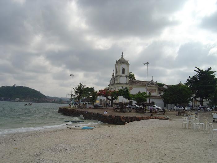 Praia do Bogarí