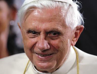 pope benedict xvi evil. Pope Benedict XVI