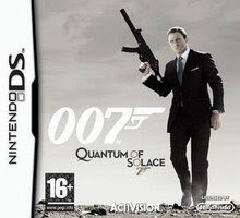 007 Quantum of Solace (Europe)