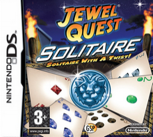 Jewel Quest Solitaire DS