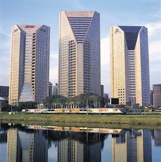 Hidup ala presiden di Hotel Hilton Sao Paulo Morumbi, Brasil - www.jurukunci.net