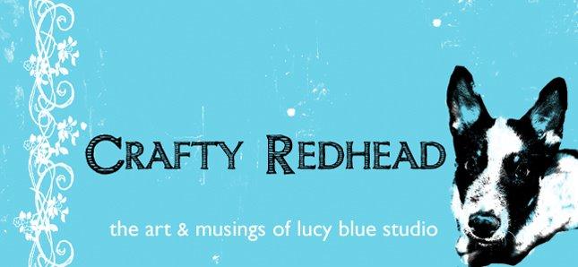Crafty Redhead