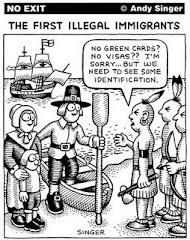 Οι πρώτοι λαθρομετανάστες