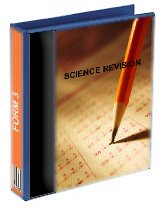 Science PMR 2013: Revision Form 3 : Chapter 7