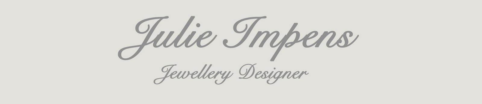 Julie Impens- Jewellery Design
