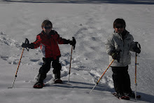 Kids Can Snowshoe Too!
