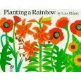 Lois Ehlert, Planting a Rainbow, picture book, image