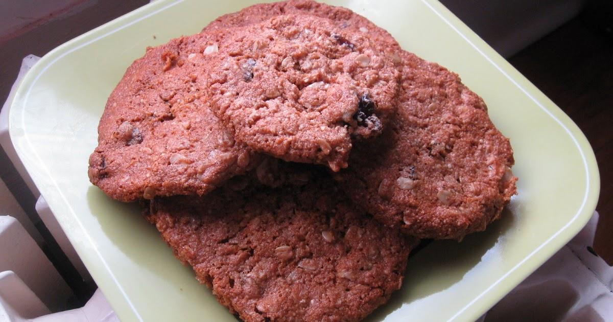 Hope For Healing: Gluten-Free Vegan Oatmeal Raisin Cookies