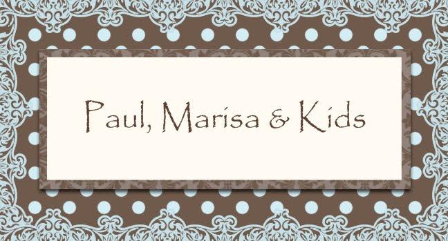 Paul and Marisa