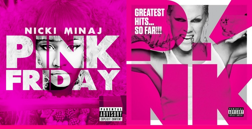 nicki minaj pink friday album artwork. Nicki Minaj Pink Friday Album