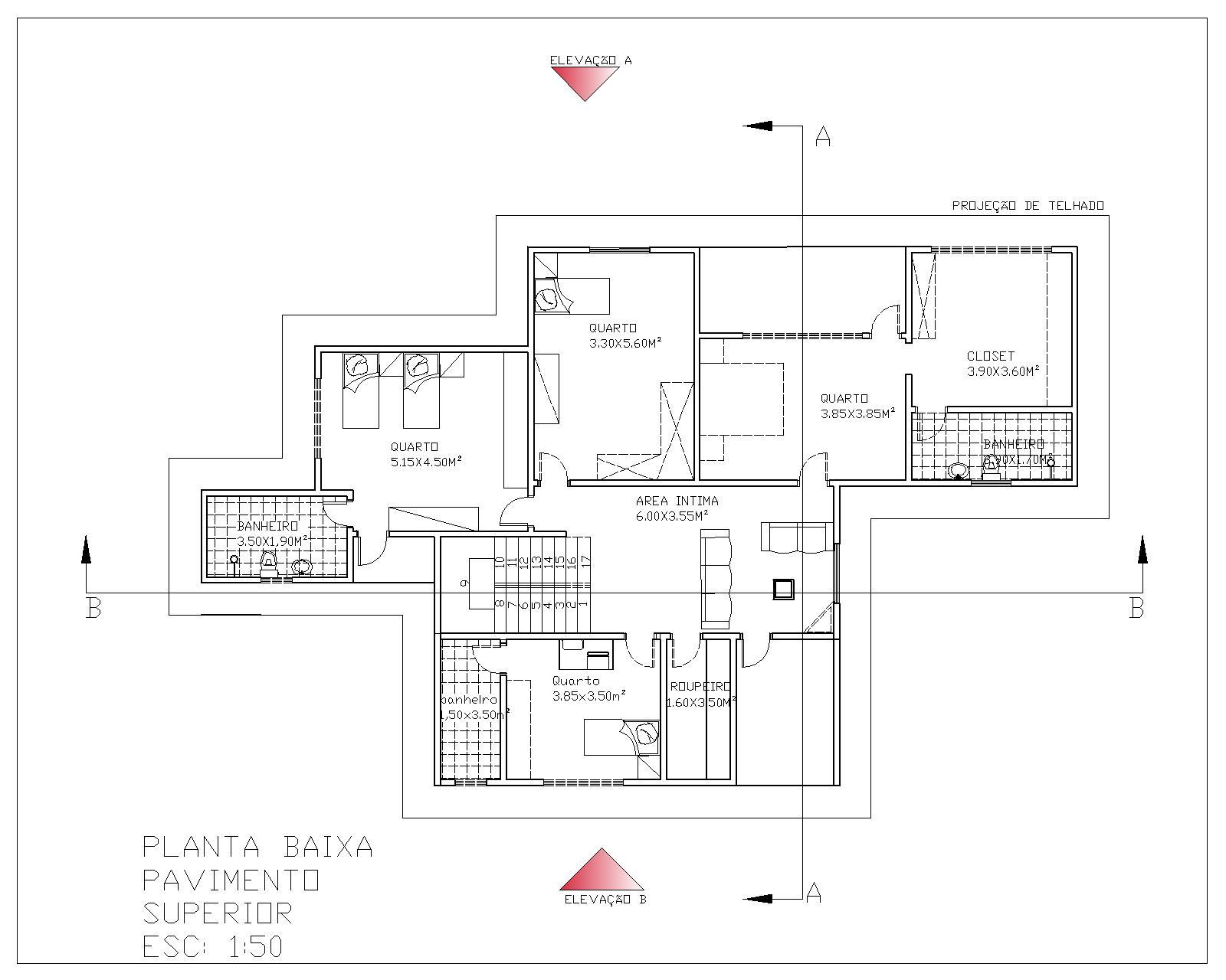 LA Projetos Arquitetonicos: Projeto 2 #A22938 1600 1280