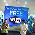 SM City Marilao Launches Free WiFi